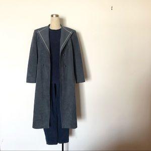 Twik - Navy Sweater + 3/4 Sleeve